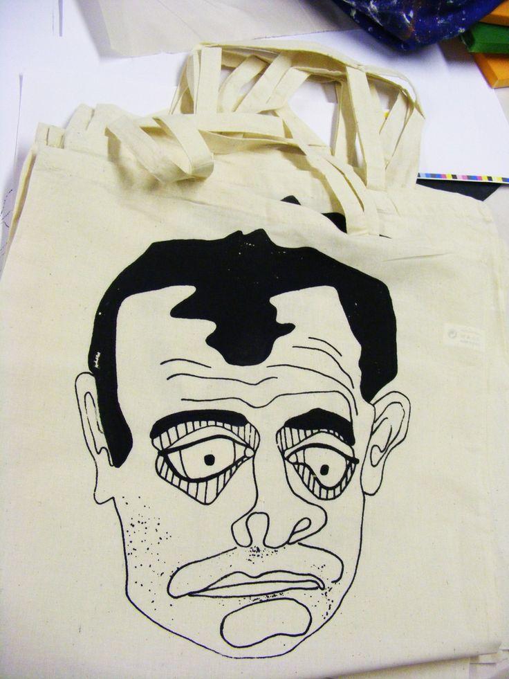 Steve CIY Tote Bag