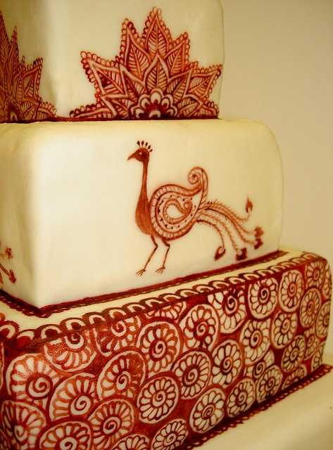 Pictures Of Peacock Henna Cake Kidskunst Info