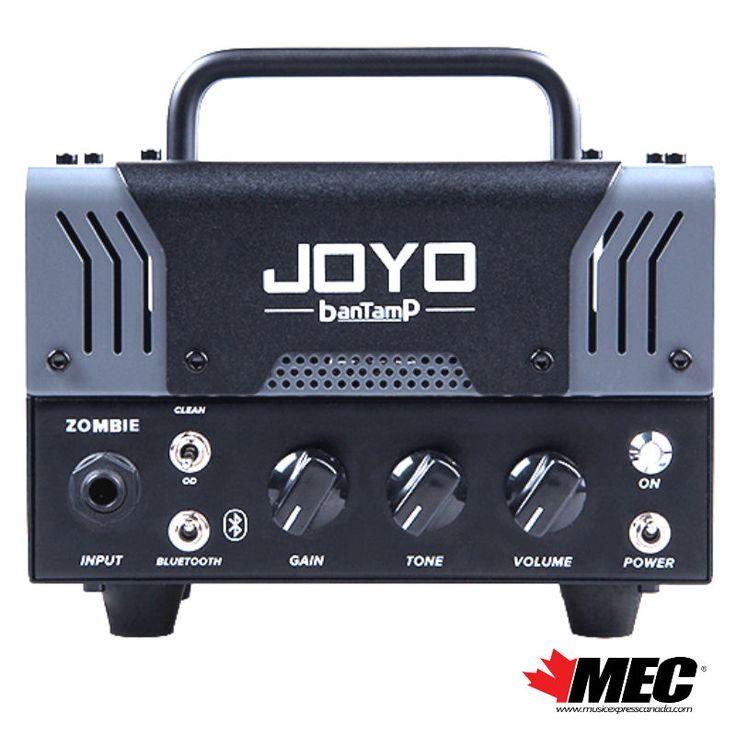 Music Express Canada - JOYO BanTamP Zombie Tube Amp 20 watt