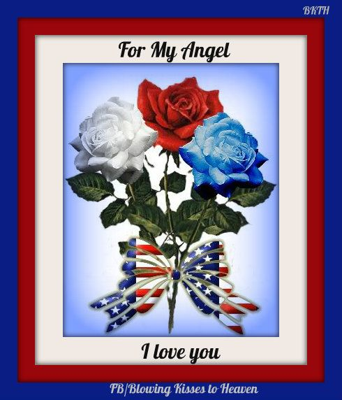 Flowers For My Angels In Heaven Veterans Day Clip Art Veterans Day 4th Of July