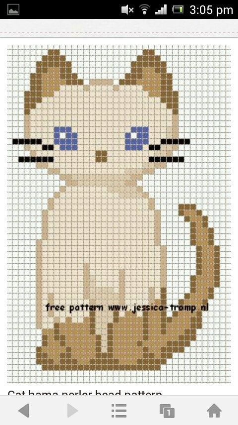 Kitten Knitting Chart : The best images about knitting motifs on pinterest