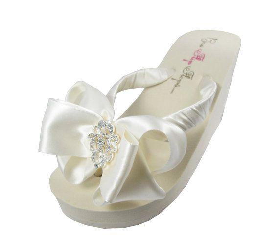 De la novia boda chanclas. Fiesta nupcial de Dama de honor