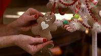 How to Make Permanent Gingerbread Ornaments | eHow