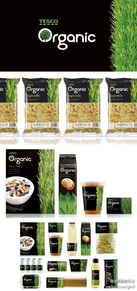 #Tesco Bio food packaging would make you want to buy organic PD