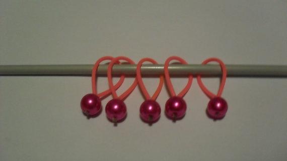 knitting stitch markers