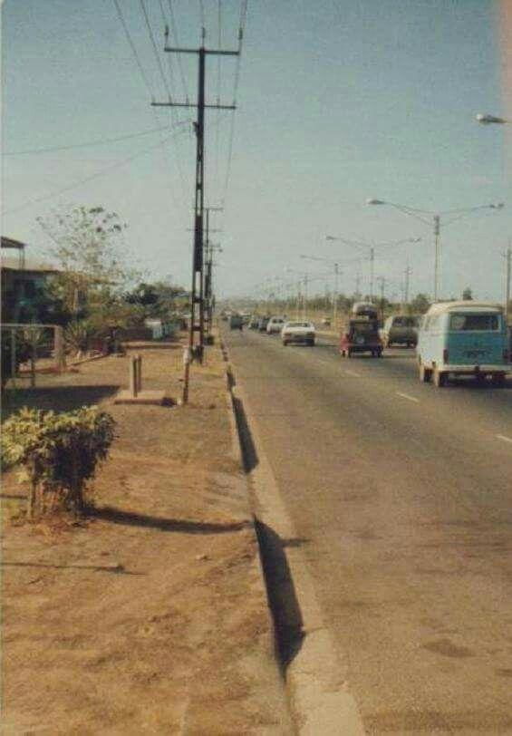 Bagot Road 1978
