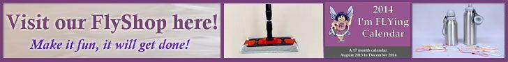 print Voando Lição:  Faça Pausas Regulares | FlyLady.net