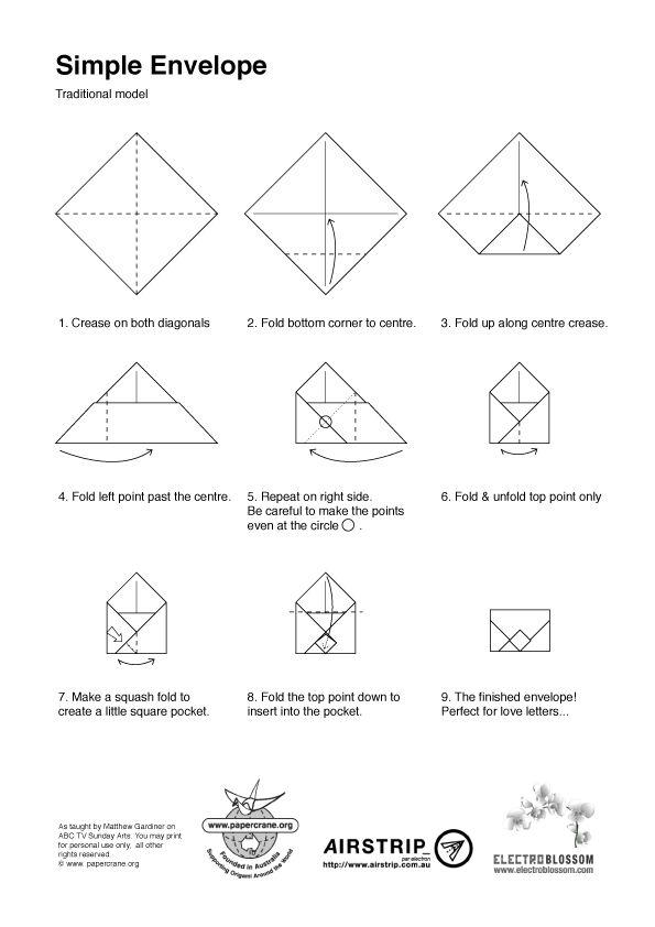 257 best DIY: Envelopes & Mail images on Pinterest