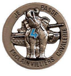 3eme Cuirassiers-4ème escadron