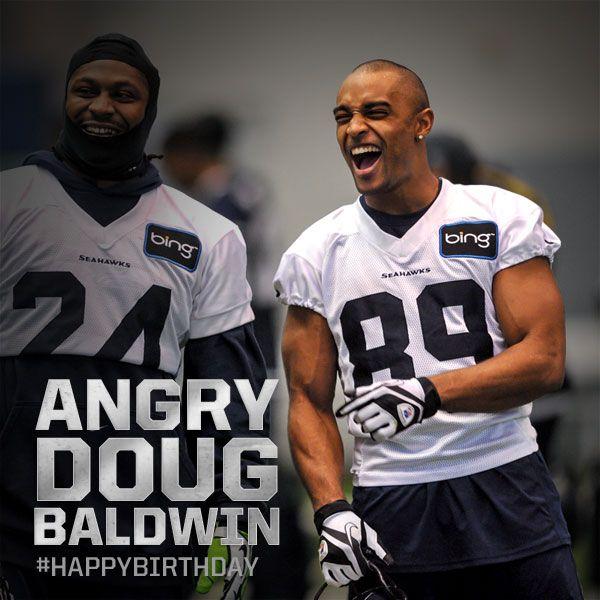 Happy Birthday Doug Baldwin