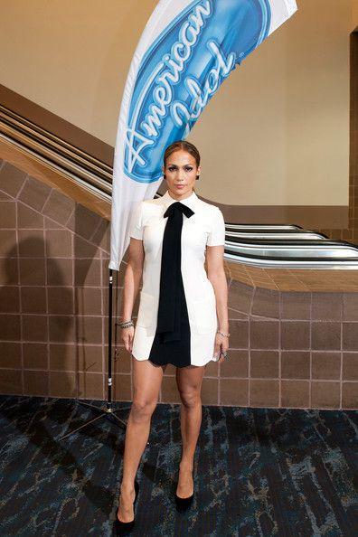 Jennifer Lopez Photos: 'American Idol' Judges Arrive in New Orleans