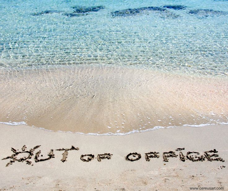 Out of Office -travel, experience, retreat, relax