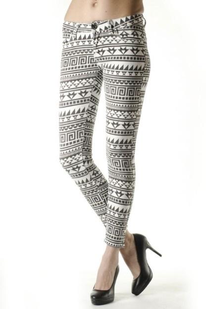 #aztec #pants #fashion