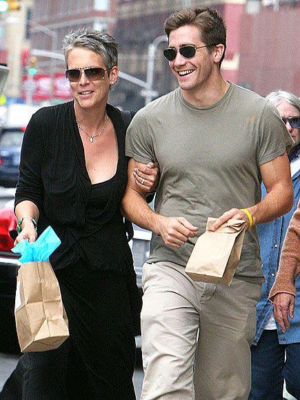 JAMIE LEE CURTIS photo | Jake Gyllenhaal, Jamie Lee Curtis (his godmother)
