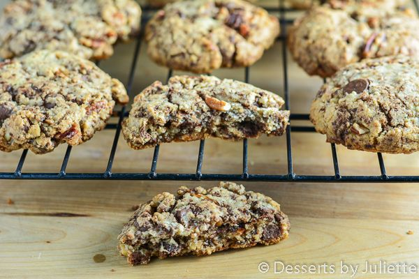 The Infamous Neiman-Marcus Chocolate Chip Cookie Recipe