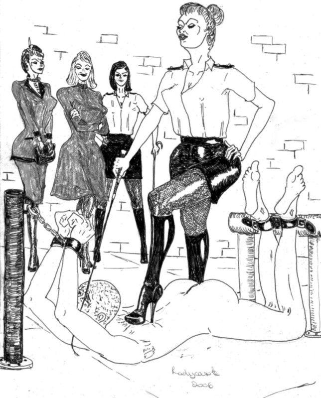 Bdsm fiction femdom