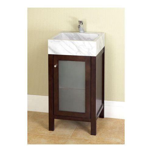 Website With Photo Gallery Ronbow Contempo Cami Bathroom Vanity Set