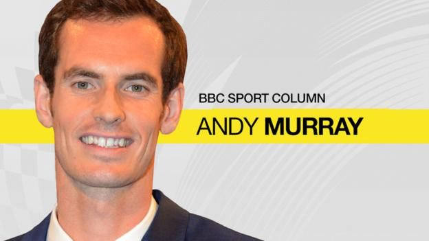 Andy Murray Wimbledon column: Raonic is tough but Lendl helps me be ruthless - BBC Sport