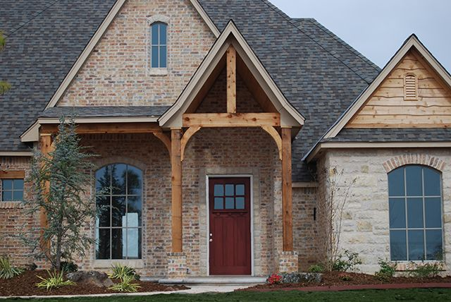 Ranch Style Homes Exterior Colors Bricks