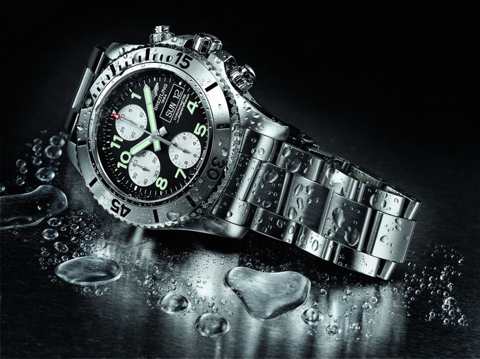 FASHION PEOPLE | Breitling