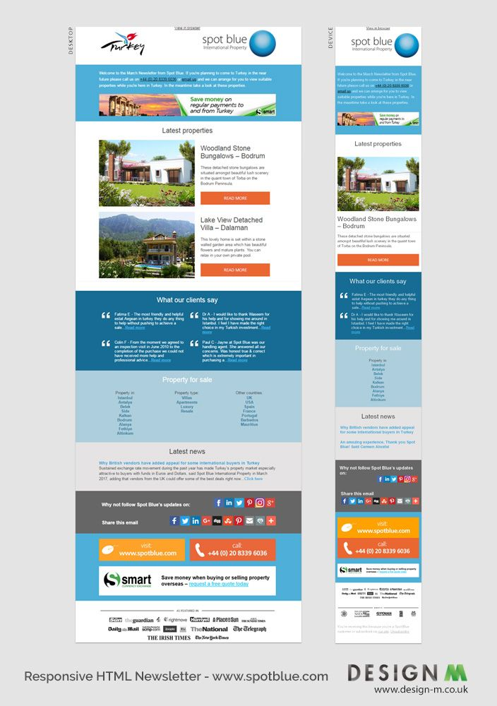 Best Html Email Newsletter Designs Images On   Email