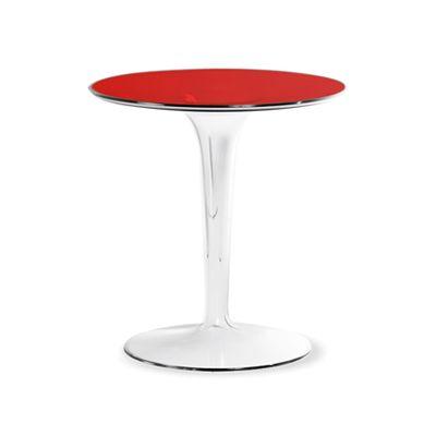 Tavolo Tip Top di Philippe Starck e Eugeni Quitllet per Kartell