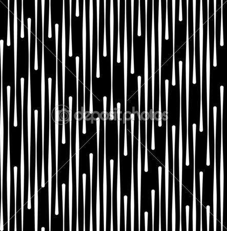 Black and White Abstract Geometric — Stock Illustration #38907965
