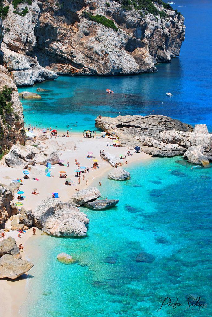 Cala Mariolu, Sardinia, Italy //