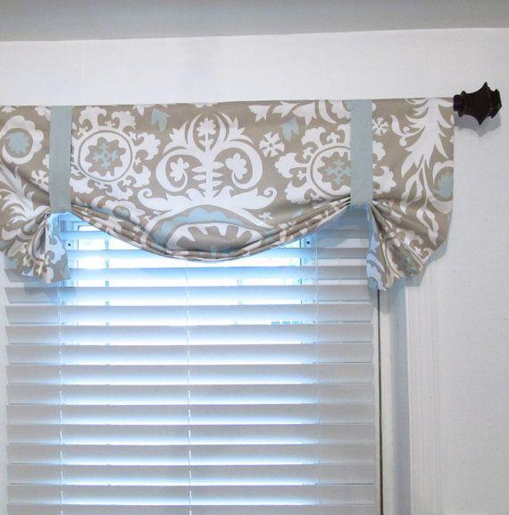Tie Up Kitchen Curtains: Top 25+ Best Tie Up Curtains Ideas On Pinterest