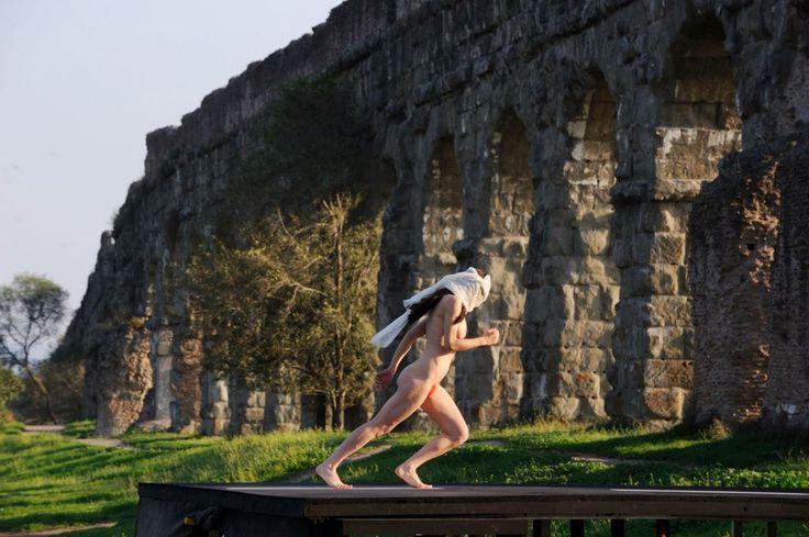 La Grande Bellezza, regia di Paolo Sorrentino (2013), Parco degli Acquedotti #cinema #Roma
