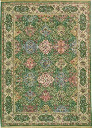 Laver Garden Island Rug from the Shaw Rugs collection at Modern Area Rugs