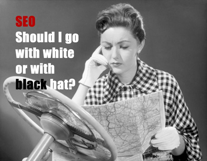 SEO, White or Black hat? You choose!