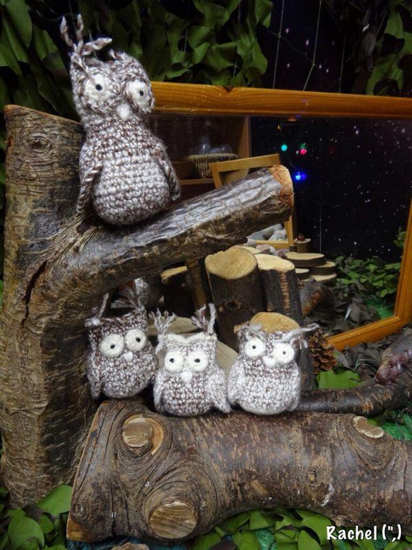"""Owl Babies from Rachel ("""",)"""