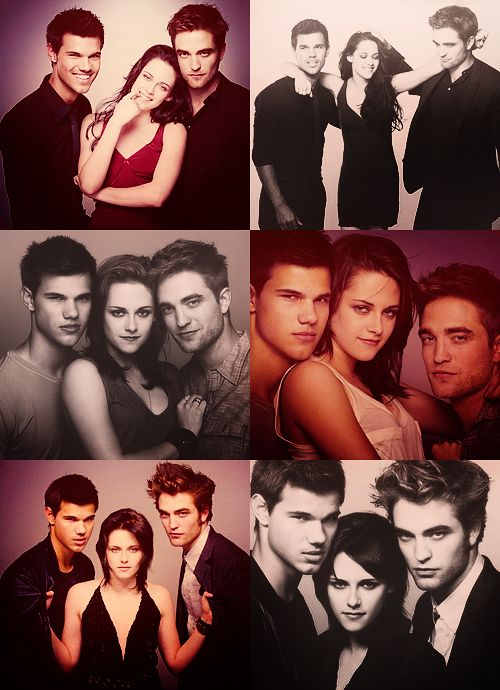 Oh Twilight Saga. <3
