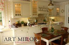 Rusztikus konyhák - Art Mirror