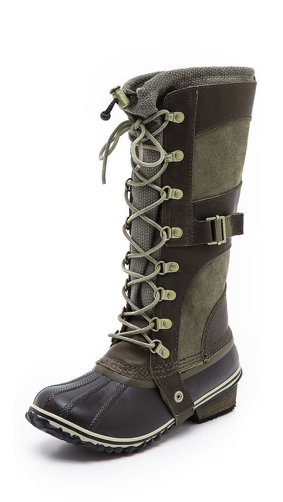 Survive Winter in style with these Sorel boots