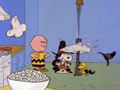 Charlie Brown e o Dia de Ação de Graças (Herbert Richers)