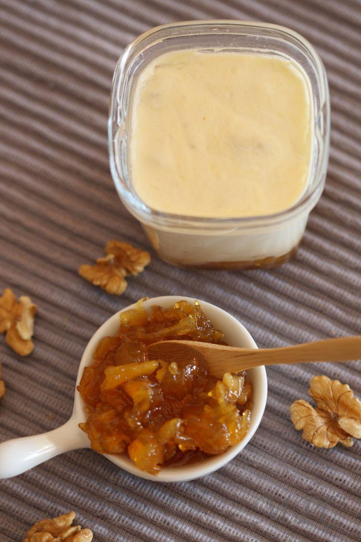 Confiture pomme, noix et caramel de Christine Ferber