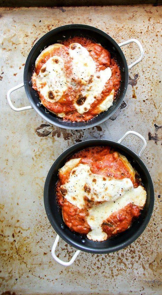Überbackene Gnudi | 26 unfassbar gute Nudelgerichte aus dem Ofen, die Dich wärmen werden
