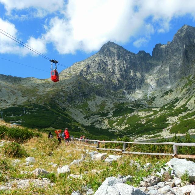 High Tatras # Slovakia