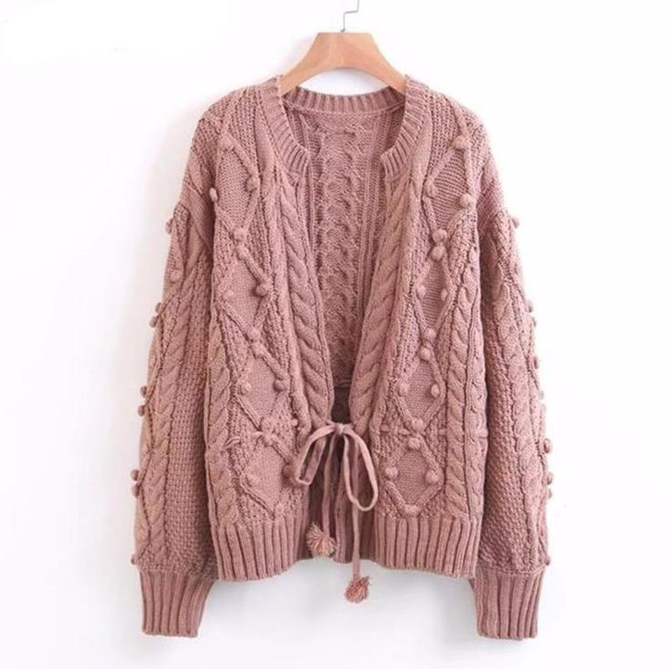 Victoria Lantern Sleeve Cardigan Sweater Shop styledrestyled.com for the latest trendy fashions and jewelry