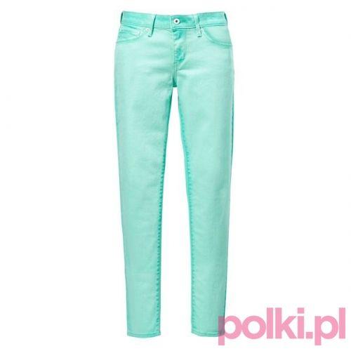 Pastelowe spodnie Levi's #polkipl
