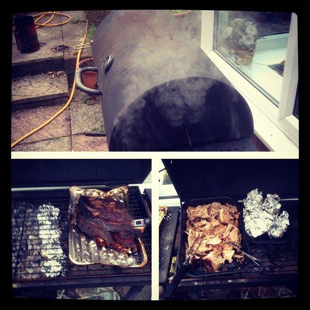 10 hr BBQ Pulled Pork