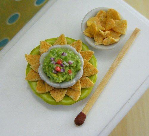 Il menù in miniatura - Il cibo in miniatura di Aaron Shay