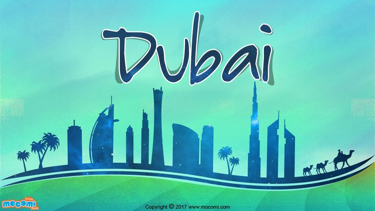 Dubai was formed in1971 and is one of seven states that consist of the UAE. Dubai is one of the fifth safest places on earth. Read More GK facts for Kids, visit: http://mocomi.com/learn/general-knowledge/