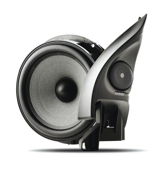 Focal IFVW Golf 6. Pasklare speakers #Volkswagen #Golf 6. Car Audio luidsprekers speciaal op maat gemaakt voor optimale prestaties en klank in uw auto. Focal Integration Serie- Dedicated Kit.