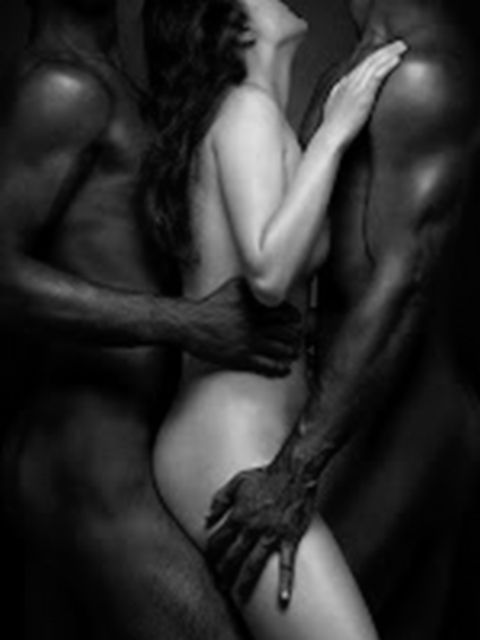 Black man and woman sex video