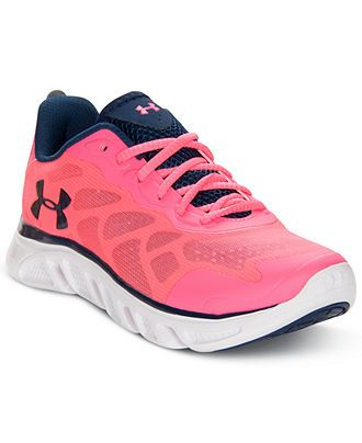 Under Armour Shoes, Spine Venom Running Sneakers - Finish Line Athletic Shoes - Shoes - Macys