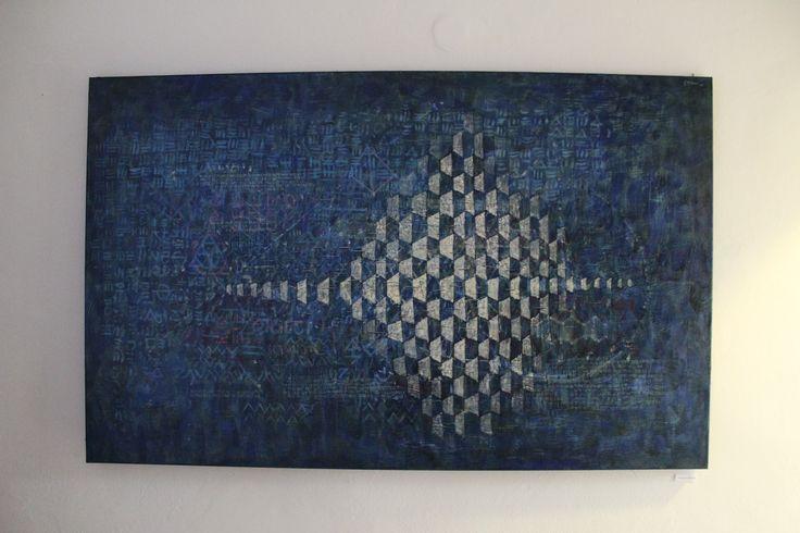 malarstwo by Grzegorz Klimek Galeria Sztuki TĘTNO Wrocław ul. Jatki 12-13