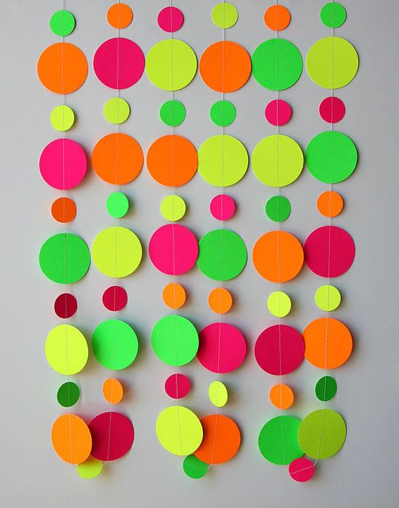 Best 25+ Neon decorations ideas on Pinterest | Glow party ...